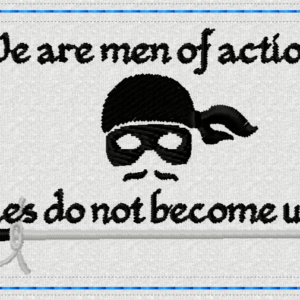 Men of Action v3